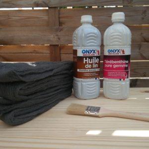 Kit entretien bois – Écologique